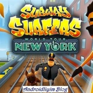 Subway Surfers [Para/Anahtar Hilesi] - New York