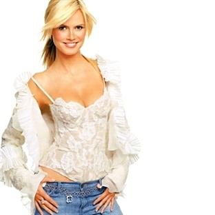 Süper Model Heidi Klum Diyetiyle Zayıflayın
