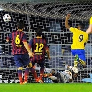 Talihsizlikler Silsilesi: Barcelona 4-2 Arsenal