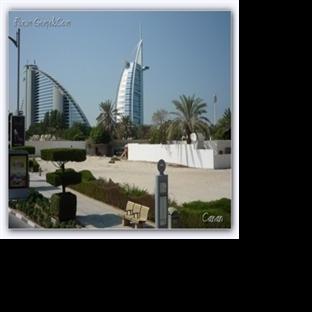 Tatilde Dubai gezim