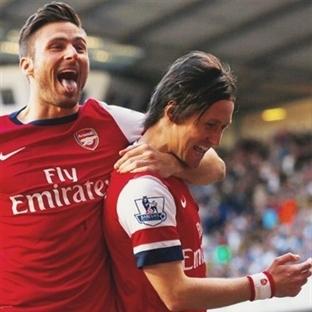 Tek Kurşun: Tottenham Hotspur 0-1 Arsenal