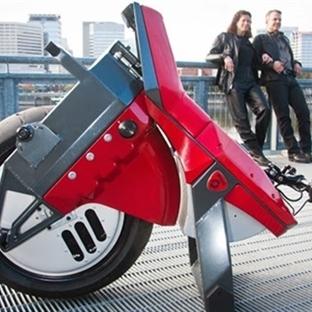Tek Tekerlekli Motosiklet