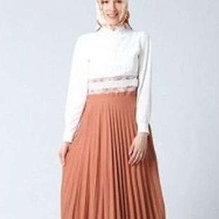Tekbir Giyim Elbise Modelleri 2014