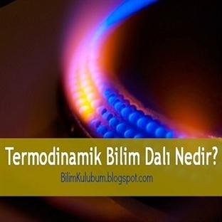 Termodinamik Bilim Dalı Nedir?