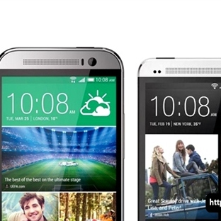 Test: HTC One M8 2014 ve HTC One M7 2013 Karşılaşt