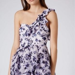 Topshop Elbise Modelleri 2014