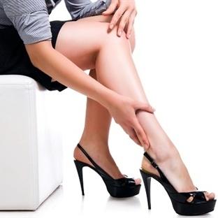 Topuklu Ayakkabı Egzersizleri İle Ağrılara Son