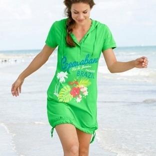 Trend Elbise Modellerinde Uçuk Çizgiler