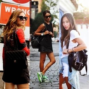 Trend: Sırt Çantaları