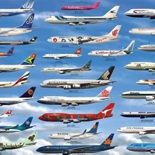 Tüm Hava Yolu Şirketleri