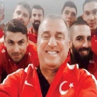 Türk Sporunda Selfie