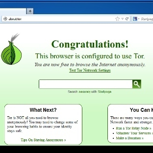 Twitter Açıcı: Tor Browser