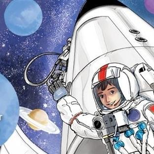 Uzay Kampı Maceraları Canan Tan