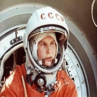 Uzaya Çıkan İlk Kadın: Valentina Tereşkova