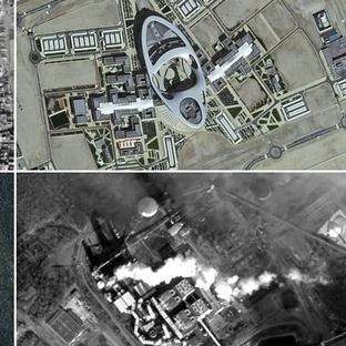 Uzaydan İlk Alınan HD Video Görüntüleri