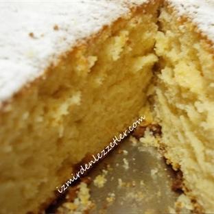 Vanilya Aromalı Pamuk Kek