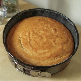 Vanilyalı Kek - Sade Kek