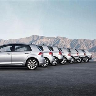 Volkswagen Golf 40. Yaşını Kutluyor