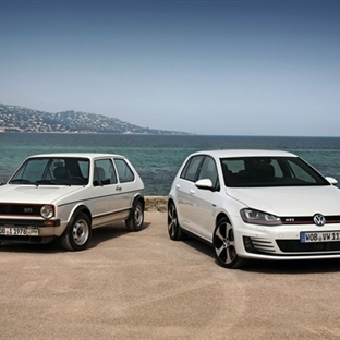 Volkswagen Golf 40 Yaşında!