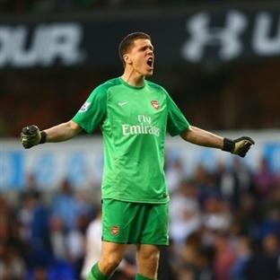"""Wojciech Szczesny: """"Arsenal'de Emekli Olabilirim"""""""