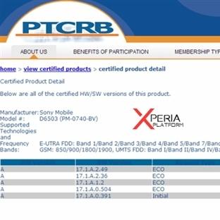 Xperia Z2 Icin Yeni Güncellemeler Onaylandı !