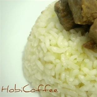 Yasemin Kokulu Pirinç Pilavı