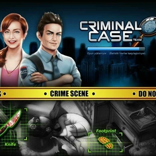 Yeni Facebook fenomeni - Criminal Case