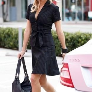 Yeni Sezon Ofis Elbise Modelleri