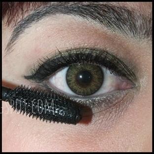 Yeşil Göz Makyajı / Günün Makyajı 12