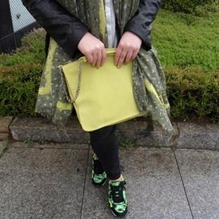 Yeşilin Elli Tonu