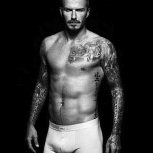 Yüzyılın İç Çamaşırı Modeli - David Beckham