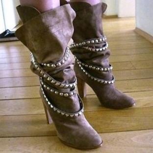 Zara Ayakkabı Çizme Modelleri