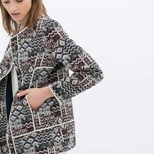 Zara Bayan Mont Modelleri