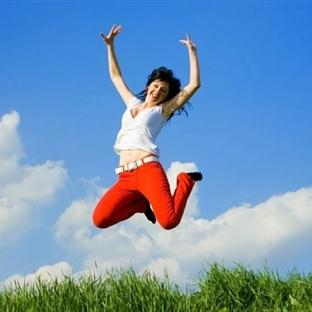 Zıplamak sağlık için faydalı imiş