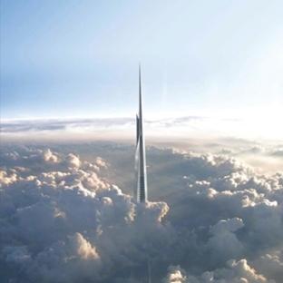 """1 Kilometre Yüksekliğinde """" Kraliyet Kulesi """""""