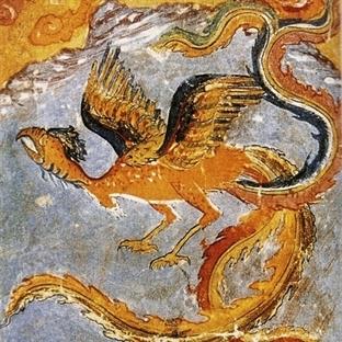 1700 yıl yaşayan dev kuş: SİMURG