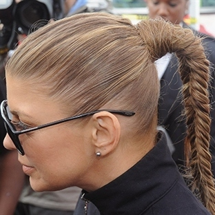 2014 At Kuyruğu Saç Modası