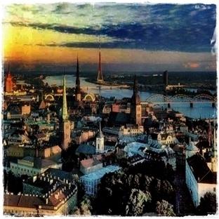 "2014 Avrupa Kültür Başkenti "" Riga """