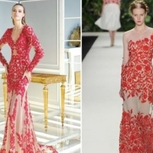 2014 Balo Elbisesi Modelleri