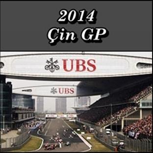 2014 Çin GP - Yarış Sonucu
