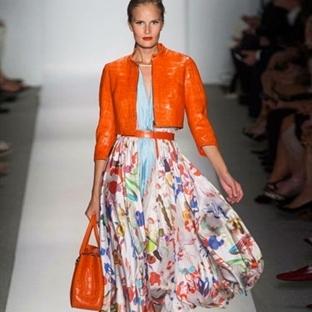 2014 ilkbahar/yaz uzun elbise modelleri