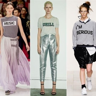 2014 İlkbahar / Yaz Moda Trendleri