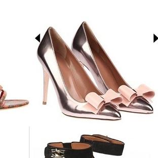2014 İlkbahar Yaz Ayakkabı Modelleri ve Trendler