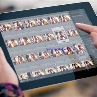 Adobe Lightroom iPad için Yayınlandı