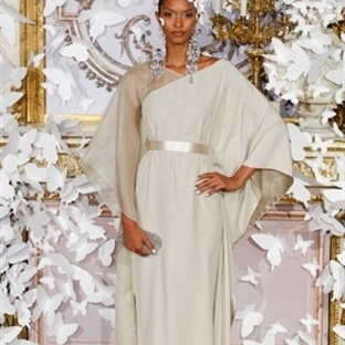 Alexis Mabille 2014 Yaz Couture Elbiseler