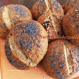 Alman Ekmeği Brötchen Tarifi