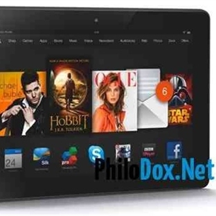 Amazon Kindle Fire HDX İnceleme