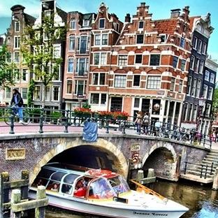 AMSTERDAM'DA YAŞAMAK NE KADARA PATLAR?