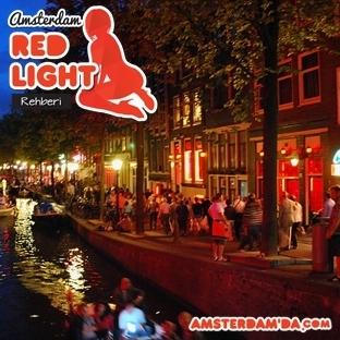 AMSTERDAM RED LIGHT DISTRICT REHBERİ