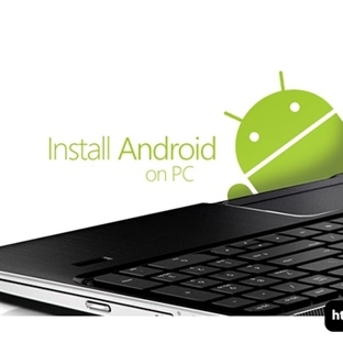 Android KitKat PC'ye nasıl kurulur?